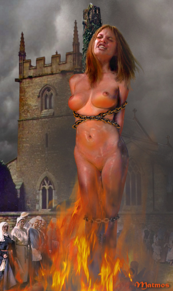 Woman Burned At Stake gallery-12264 | My Hotz Pic